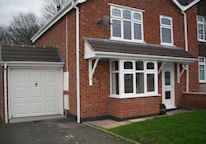 Single Garage Extension-Click for More Images